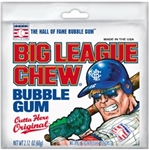 Big League Chew Bubblegum Original