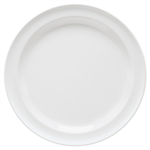 White Supermel Plate - 5.5 in.