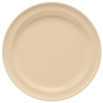Tan Supermel Plate - 6.5 in.