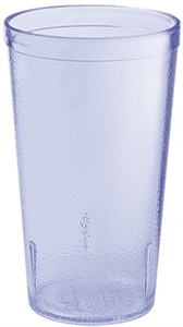 Blue 5.5 in. Tall Textured Tumbler - 12 Oz.