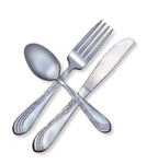 Riva Bouillon Stainless Steel Spoon