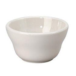 Vista Collection Rolled Edge and Narrow Rim Bouillon Cup - 8 Oz.