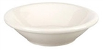 Vista Collection American Narrow Rim Fruit Bowl White - 4 Oz.
