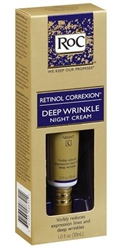 Roc Retinol Correxion Deep Wrinkle Cream Tube - 1 fl.oz.