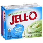 Jello Sugar Free Pistachio Pudding - 1 oz.