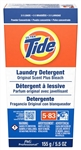Tide Powder With Bleach 3 Load - 5.5 Oz.