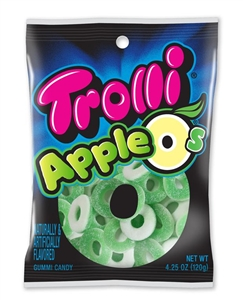 Gummies Apple O's - 4.25 Oz.