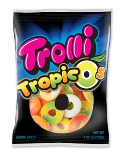 Trolli Gummies Tropic Candy - 4.25 Oz.