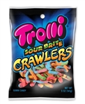 Trolli Gummies Sour Brite Crawlers Candy - 5 oz.