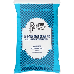 Pioneer Country Style Gravy Mix - 24 Oz.