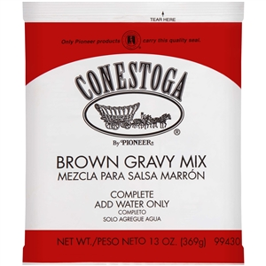 Conestoga Brown Gravy Mix - 13 Oz.