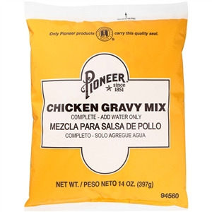 Pioneer Chicken Gravy Mix - 14 Oz.
