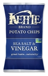 Sea Salt and Vinegar Potato Chips - 1 Oz.