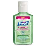 Purell Instant Hand Sanitizer Aloe Flip Cap Bottle - 2 Oz.