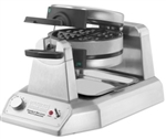 Waffle Maker Double Vertical Design