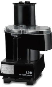 Food Processor Commercial With Liquid Lock