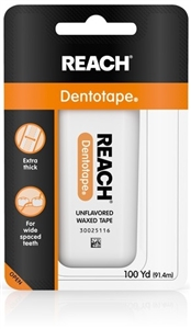 Reach Interdental Dentotape - 100 yd.
