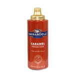 Caramel Flavored Sauce Squeeze Bottle - 17 Oz.