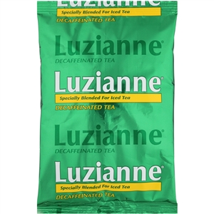 Luzianne Tea Decaf With Filter - 4 Oz.