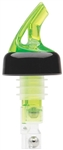 Pourer Premium Green Black Collar - 1.25 Oz.