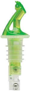 Pourer Premium Flip Top Green - 1.25 Oz.