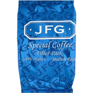 Jfg Round Special Blend Coffee Filterpack - 2 Oz.