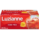 Luzianne Gallon Tea Carton