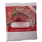 Royal Gelatin Raspberry - 24 Oz.