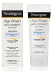 Neutrogena Age Shield Sunblock Faces Spf 70 - 3 fl.oz.