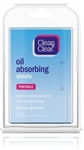 Clean and Clear Oil Absorbent Sheets