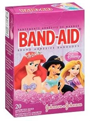 Band-Aid Disney Princess