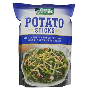 Fresh Gourmet Potato Sticks - 1 Lb.