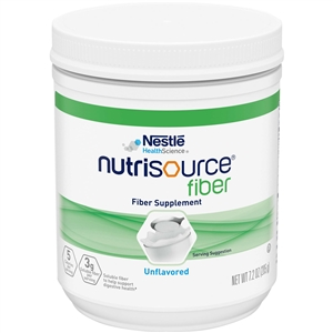 Nutrisource Powder Fiber Canister - 7.2 Oz.
