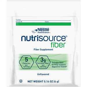 Nutrisource Powder Fiber Packets - 0.14 Oz.