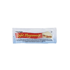 Flavor Fresh Light Mayonnaise Pouch - 12 Gr.