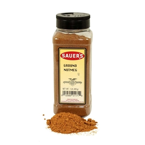 Ground Nutmeg - 1 Lb.