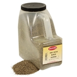 Table Ground Black Pepper - 5 Lb.