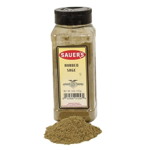 Rubbed Sage - 6 Oz.