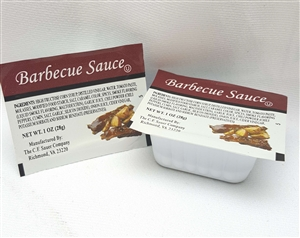 Barbecue Sauce - 1 Oz.