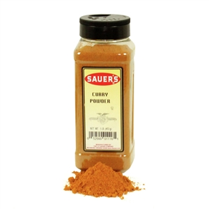 Sauer Curry Powder - 1 Lb.