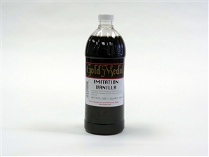 Gold Medal Imitation Vanilla - 32 Oz.