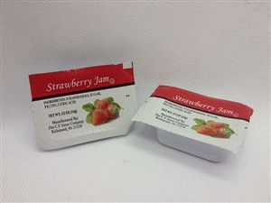 Strawberry Jam - 0.5 Oz.