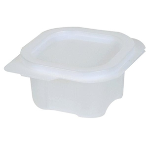 Liddles Portion Cup With Lid - 4 Oz.