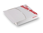 Quilt-Rap White Sandwich Wrap - 12 in. x 12 in.