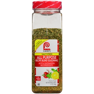 Seasoning Lawrys All Purpose Recipe - 13 Oz.