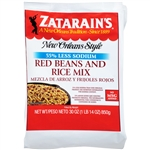 Zatarains Red Beans and Rice Reduced Sodium - 30 Oz.