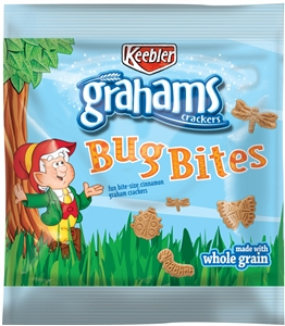 Snack Keebler Bug Bites Cinnamon Graham - 1 Oz.