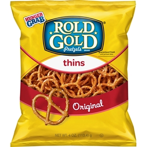 Rold Gold Pretzel Thin Twist 08640 - 4 Oz.