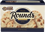 Valley Lahvosh Round Original Crackerbread - 4.5 Oz.