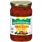 Green Mountain Gringo Mild Salsa - 16 Oz.